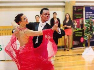 Танцевальные курсы для  сениоров